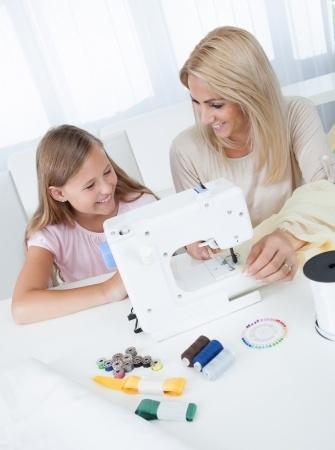 DZIECI SZYJĄ Zajęcia próbne dla dzieci (bezpłatne)